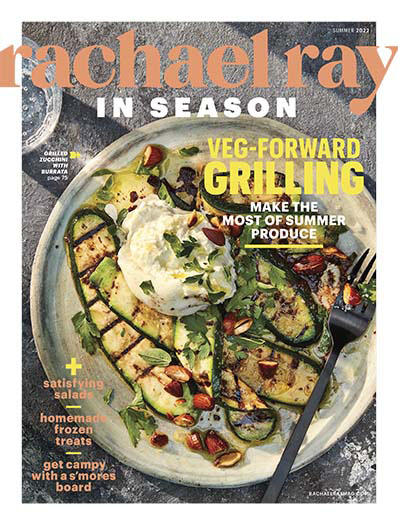 Latest issue of Rachael Ray In Season