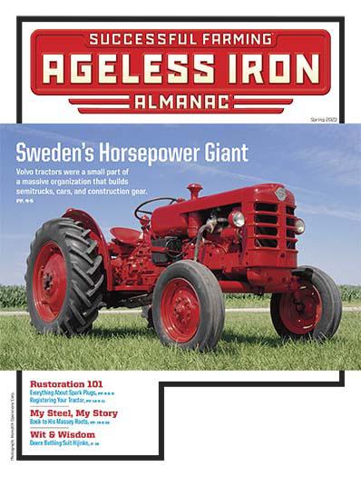 Latest issue of Ageless Iron Almanac