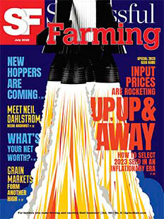 Latest issue of Successful Farming