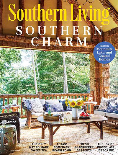 Latest issue of Southern Living Magazine