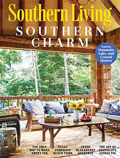 Latest issue of Southern Living