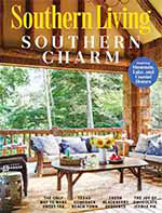 Cover of Southern Living magazine