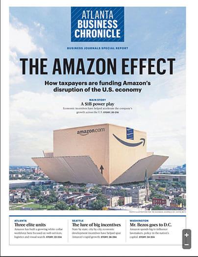 Latest issue of Atlanta Business Chronicle