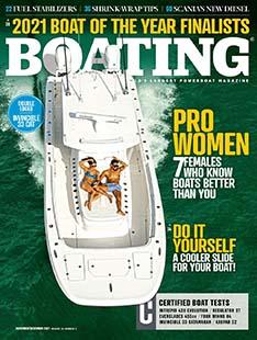 Latest issue of Boating Magazine