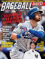Baseball Digest 1 of 5