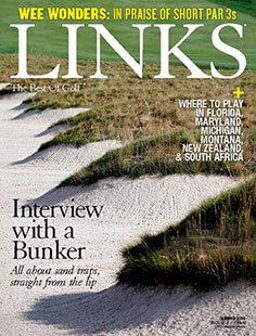 Latest issue of Links Magazine