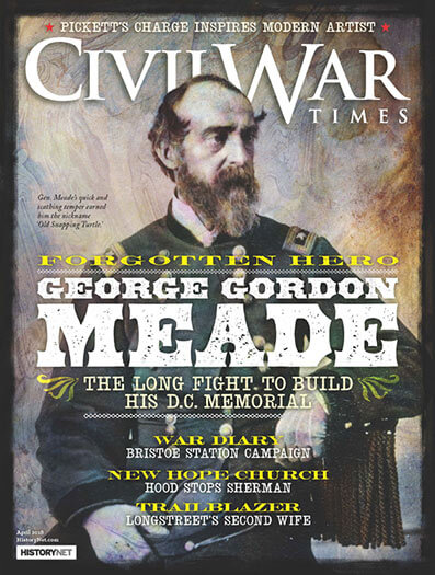 Latest issue of Civil War Times