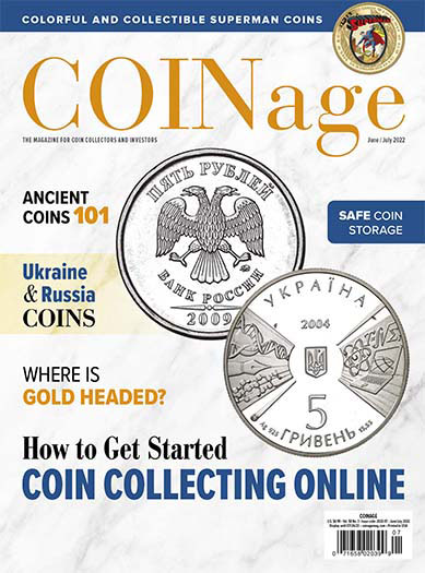 Best Price for Coinage Magazine Subscription