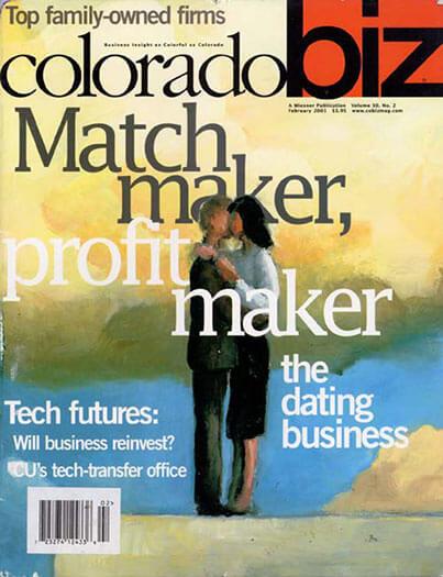 Latest issue of Coloradobiz