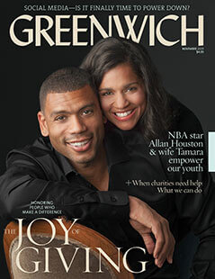 Latest issue of Greenwich Magazine