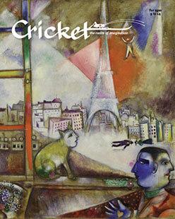 Latest issue of Cricket Magazine