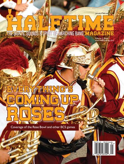 Latest issue of Halftime Magazine