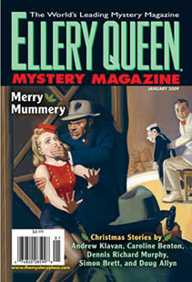 Latest issue of Ellery Queen Mystery