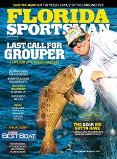 Latest issue of Florida Sporstman