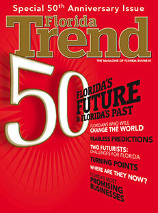Latest issue of Florida Trend