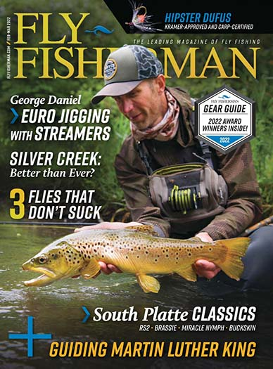 Subscribe to Fly Fisherman