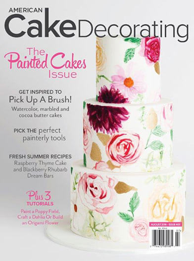 Latest issue of American Cake Decorating