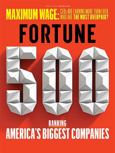 Latest issue of Fortune Magazine