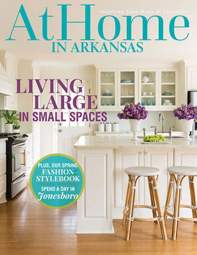 Latest issue of At Home in Arkansas