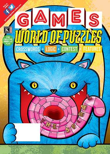 Best Price for Games World Of Puzzles Magazine Subscription