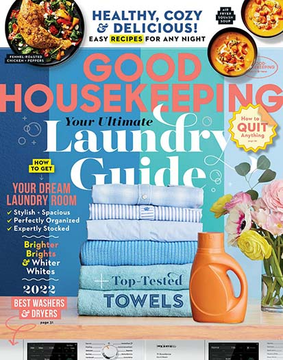 Subscribe to Good Housekeeping