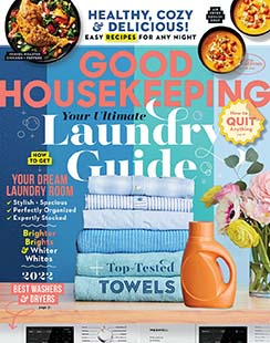 Latest issue of Good Housekeeping