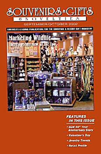 Latest issue of Souvenirs, Gifts & Novelties Magazine
