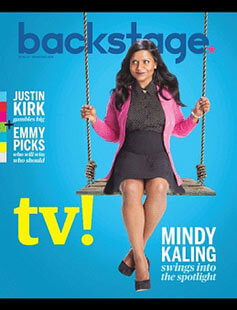 Latest issue of Backstage