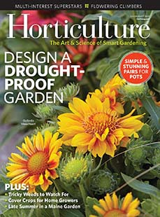 Latest issue of Horticulture Magazine