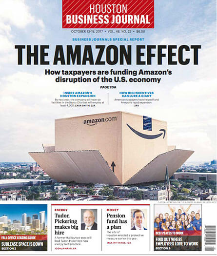 Subscribe to Houston Business Journal