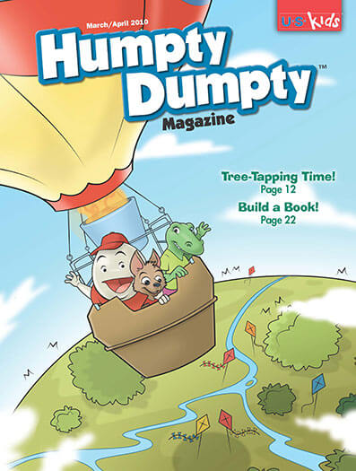 Latest issue of Humpty Dumpty Magazine