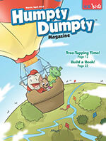 Humpty Dumpty Magazine 1 of 5
