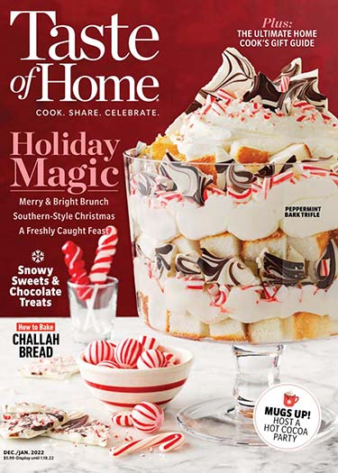 Subscribe to Taste Of Home