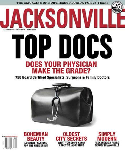 Latest issue of Jacksonville Magazine