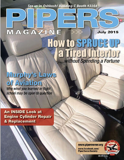 Latest issue of Pipers Magazine