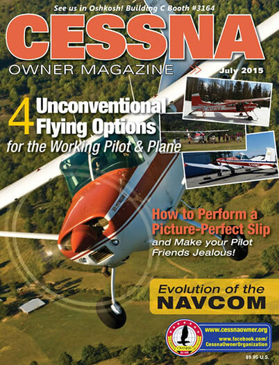 Latest issue of Cessna Owner