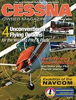 Cessna Owner Magazine 1 of 5