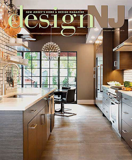 Latest issue of Design NJ