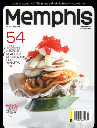 Latest issue of Memphis Magazine