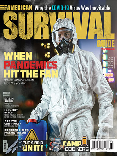 Latest issue of Survival Guide