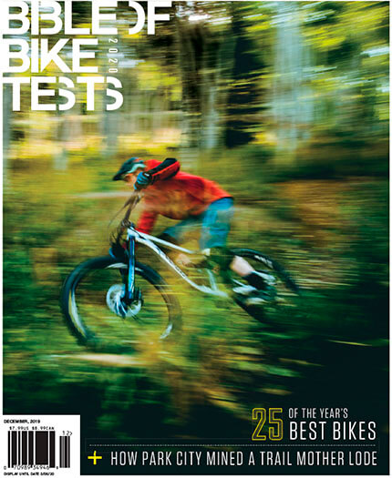 Latest issue of Bike