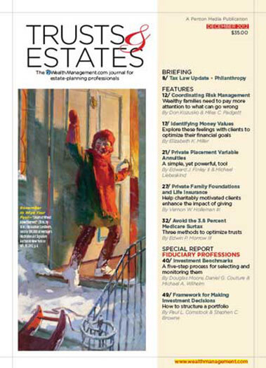Subscribe to Trusts & Estates