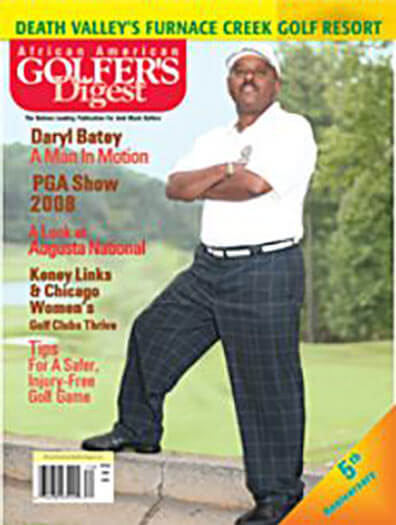 Subscribe to African American Golfer's Digest