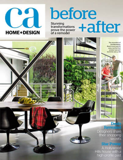 Subscribe to California Home & Design