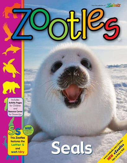 Latest issue of Zootles Magazine