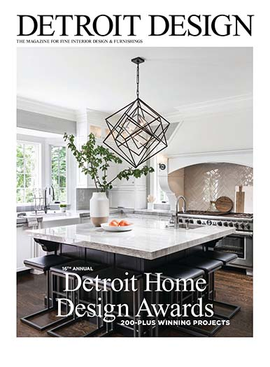 Latest issue of Detroit Design