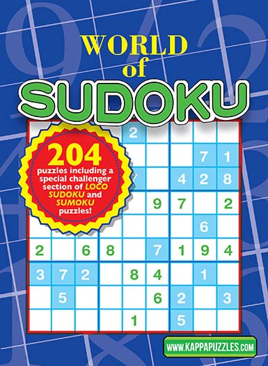 Latest issue of World of Sudoku Magazine