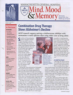 Latest issue of Mind, Mood & Memory Magazine