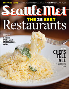 Latest issue of Seattle Metropolitan Magazine