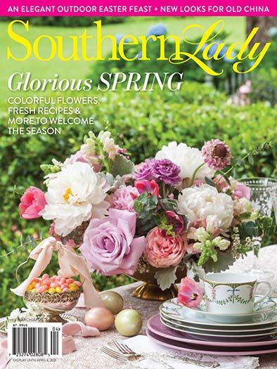 Latest issue of Southern Lady Magazine